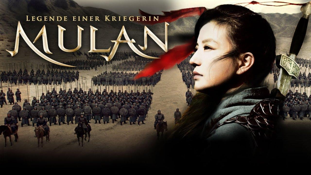 Mulan Legende Einer Kriegerin Trailer Deutsch Youtube