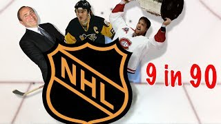 9 reasons the 92-93 NHL season was just crazy...in 90 seconds
