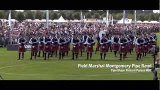 Field Marshal Montgomery: World Champions 2012 - Results and Medley