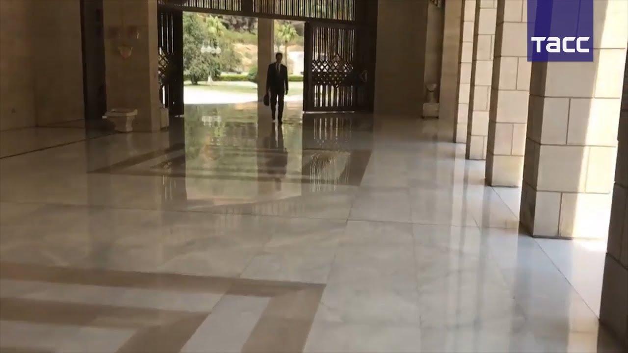 «Утро стойкости»: Башар Асад прибыл в свою резиденцию в Дамаске