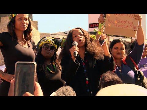 ActuElles - Afrique du Sud : les femmes réclament justice
