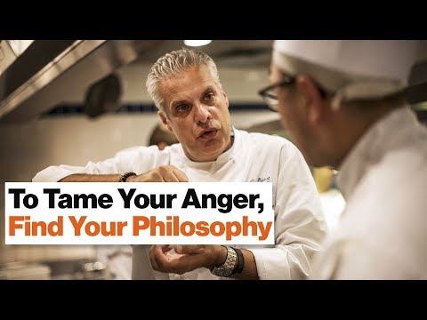 How to Control Your Rage, With Buddhist and Michelin Star Chef Eric Ripert