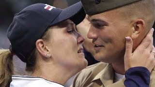 The Soldier's Surprise Family - Soldier Surprise Homecoming Compilation 3