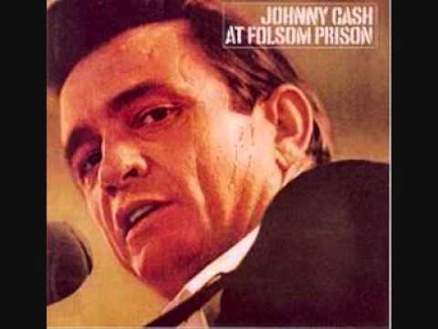 Johnny Cash - Dark as a Dungeon (Live from Folsom Prison)