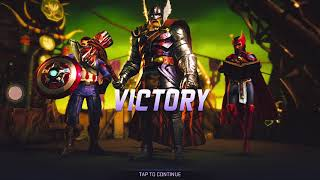 Avengers realm of champions: great Thor gameplay😁