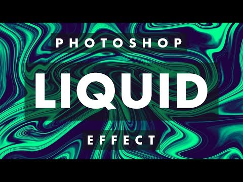 Liquid Effect Tutorial   Adobe Photoshop