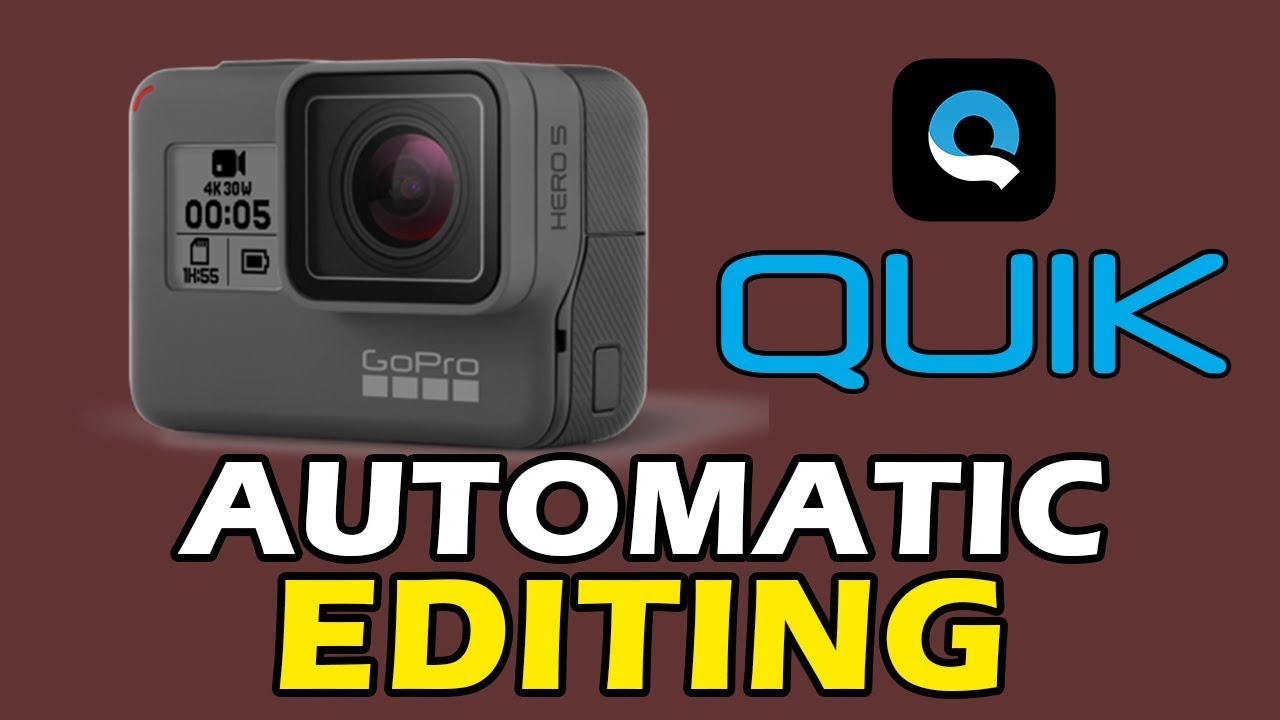how to update gopro using quik
