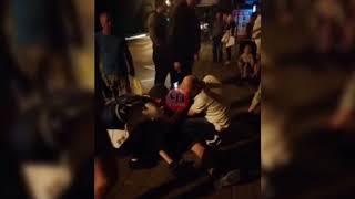 Прохожие оказали помощь пострадавшему в драке в Сочи