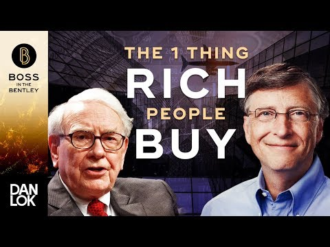 Whats The One Thing Rich People Buy That Poor People Don't | Boss In The Bentley