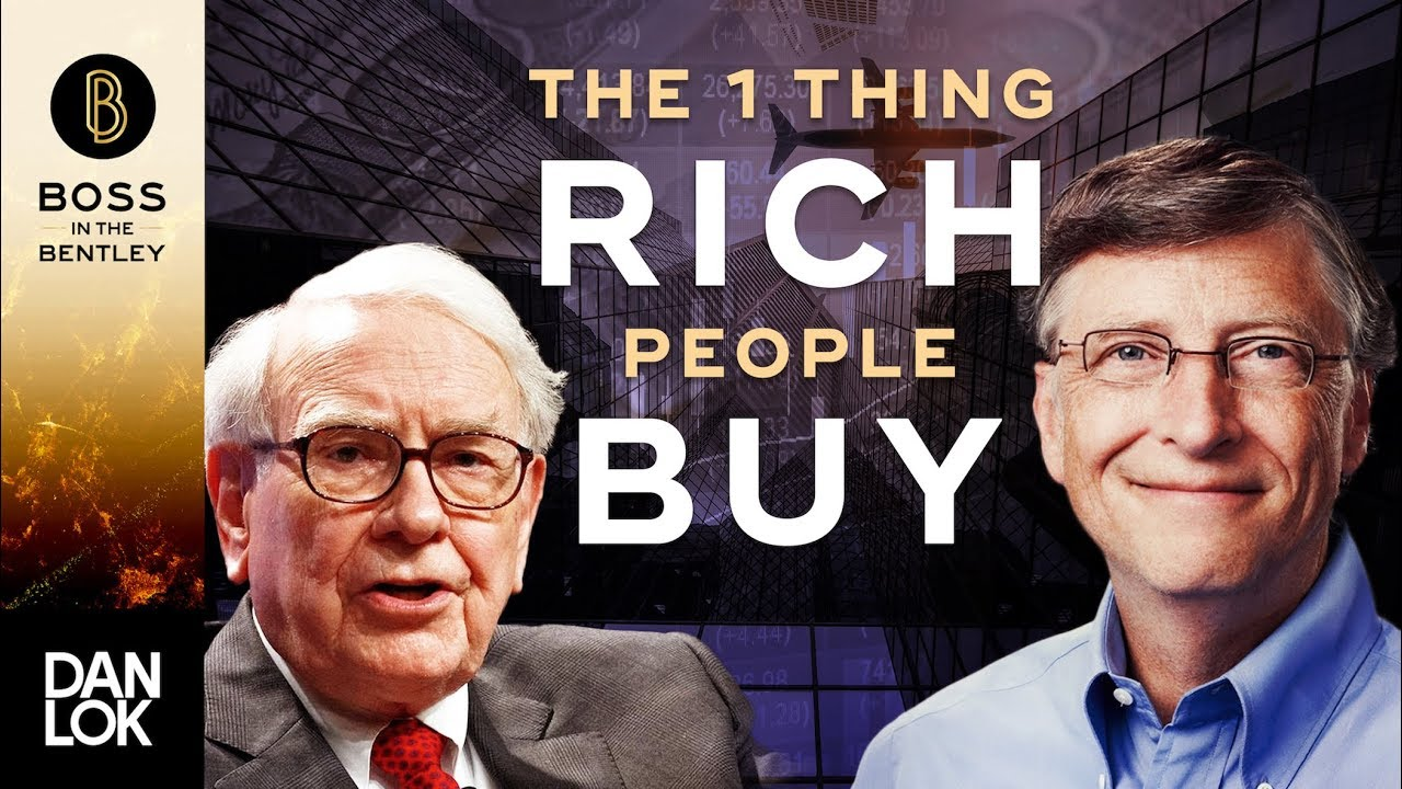 Image of: Richest People Whats The One Thing Rich People Buy That Poor People Dont Boss In The Bentley Youtube Whats The One Thing Rich People Buy That Poor People Dont Boss