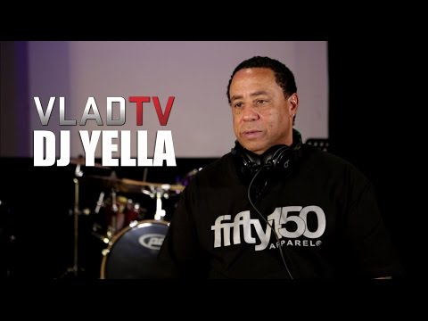 DJ Yella Discusses Being the Only NWA Member at Eazy-E