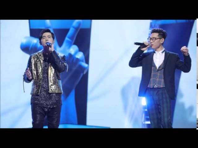 中國好聲音 第四季 - 第十五期 2015-10-16 周杰倫 + 江源東 - 青花瓷 無雜音版