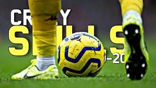 Crazy football Skills  & Goals 2019/20 #6