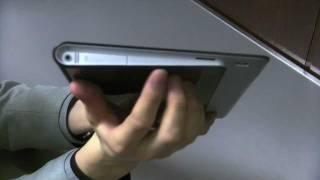 видео обзор планшета Sony Tablet S на русском