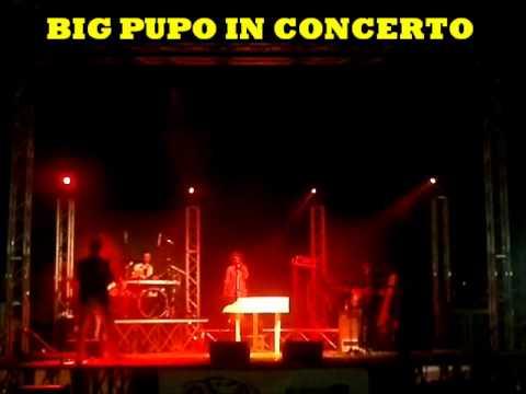 BIG PUPO IN CONCERTO GELATO AL CIOCCOLATO - PROMO 2014
