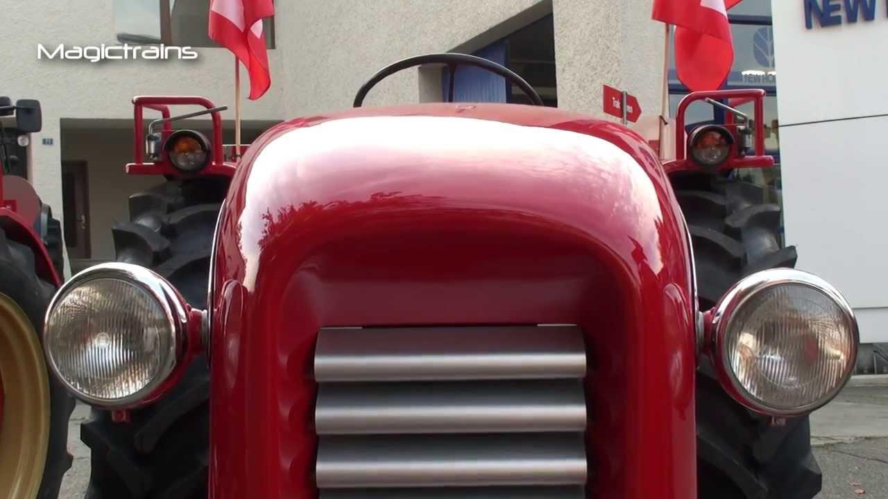 Kleiner roter Traktor - YouTube
