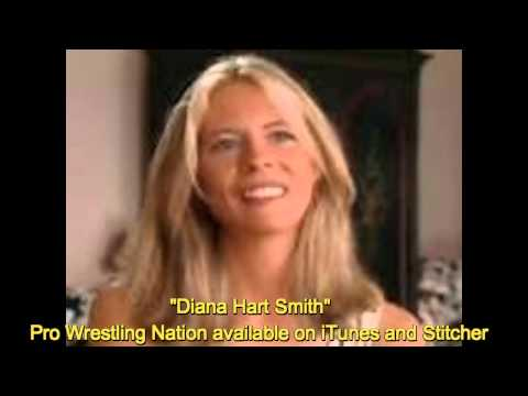 Diana Hart Smith speaks about the WWE Hall of Fame