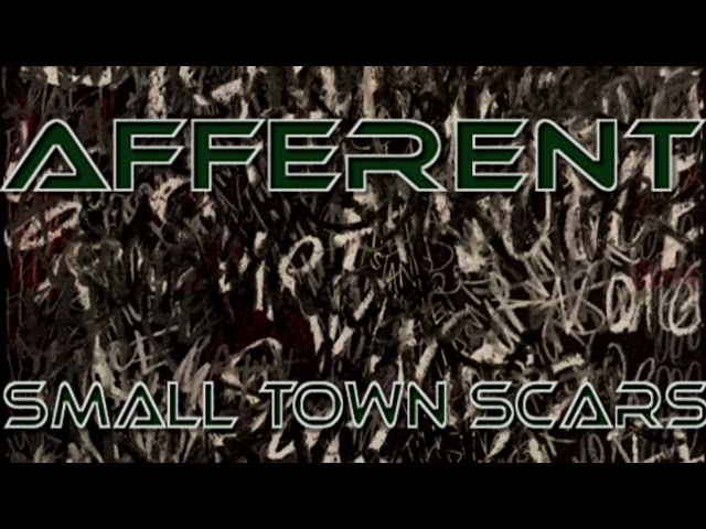 Afferent- Small Town Scars Album Mixed Set