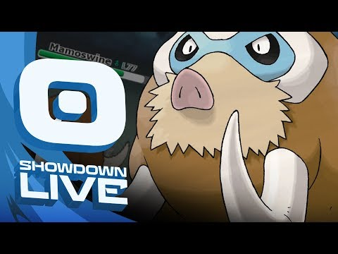 """RANDOM BATTLE TO THE TOP?"" Pokemon Ultra Sun & Moon! Showdown Live w/PokeaimMD"