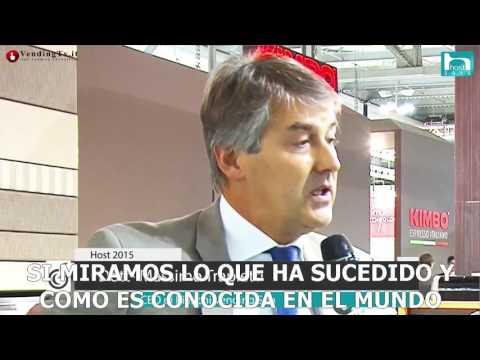 HOST 2015   Entrevista a Massimo Trapletti por compra de Brasilia
