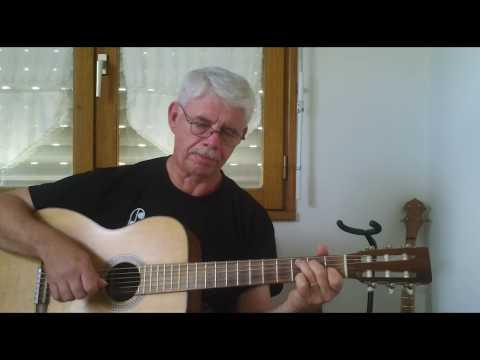 La Mer (Beyond The Sea - Guitar Cover - Tab - ) Charles Trenet