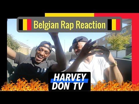 Belgian Music Reaction ft Damso, Soufiane Eddyani, and Jones Cruipy