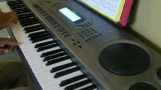 Toccata and Fugue in d minor on the Piano