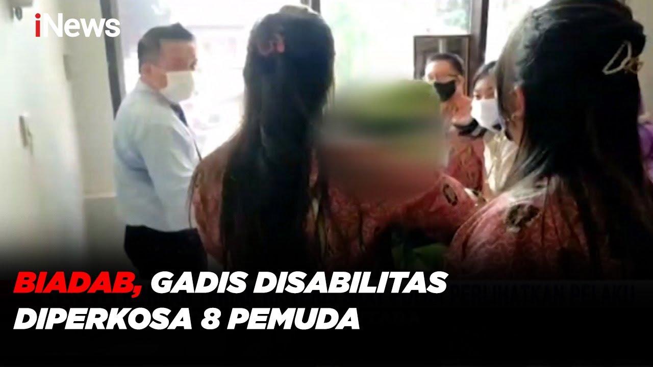 Download KEJI! Gadis Penyandang Disabilitas Jadi Korban Pemerkosaan, Manado - iNews Malam 25/06
