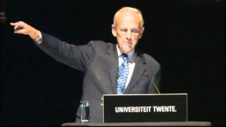 Opening of the academic year 2010, University of Twente, Pieter Winsemius