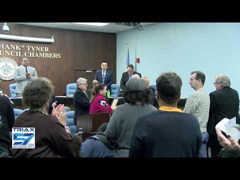 Atlantic City Council Meeting 12-13-17