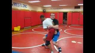 Pinched Arm Bodylock Throw