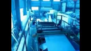 EPS Mineral Wool sandwich panel production line