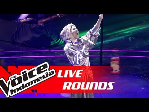 Agseisa - A Million Dreams (P!nk) | Live Rounds | The Voice Indonesia GTV 2018