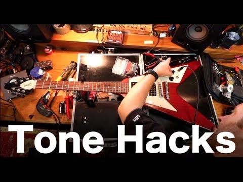Gibson Flying V Tone Hacks