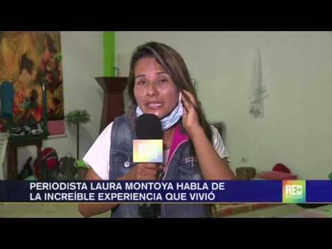 Estremecedor relato de mujer que sobrevivió a tragedia en Mocoa