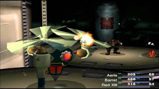Final Fantasy VII PC Remastered 1.0 in HD (Hundred/Heli Gunner)