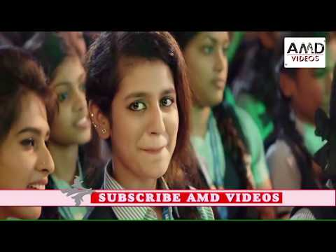 PRIYA PRAKASH VARRIER MAN DHAGA DHAGA NEW MARATHI STATUS VIDEO AMD