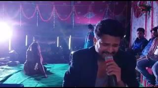 Ja Ae chanda Le Awa khabriya bhojpuri songs Dj Singer Ritesh Pandey show