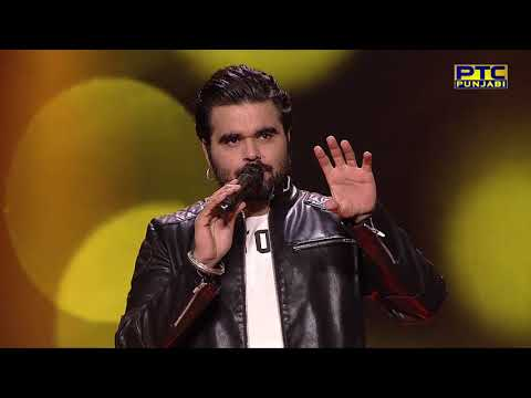 Ninja | LIVE Performance | Studio Round 12 | Voice Of Punjab 8 | PTC Punjabi