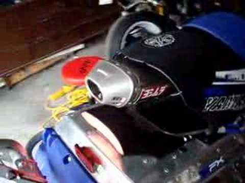 FX Nytro RTX with Yoshimura RS5 Titanium Exhaust