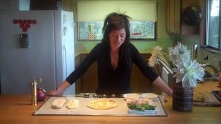 Grubbin' , Mouth Watering, Turkey Sandwich - Tastybistro.com