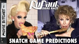RPDR S10 Snatch Game Predictions