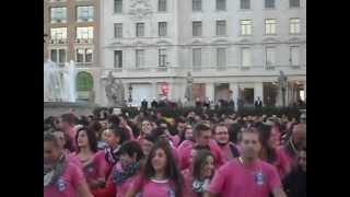 Samcruise 2012 - flashmob