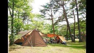 初めての親族キャンプに行ってきたよ。 神石高原ティアガルテン 編 【tent-Mark DESIGNS】