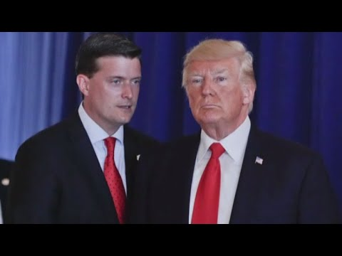 FBI director's timeline on Rob Porter clearance contradicts White House