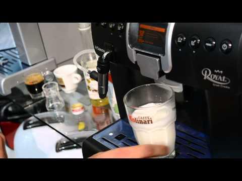 Saeco Royal Gran Caffe Latte