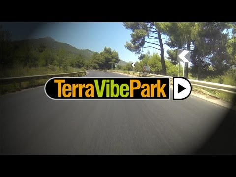 Terravibe Park Driving: From Athens To Terravibe Park, Parking 2