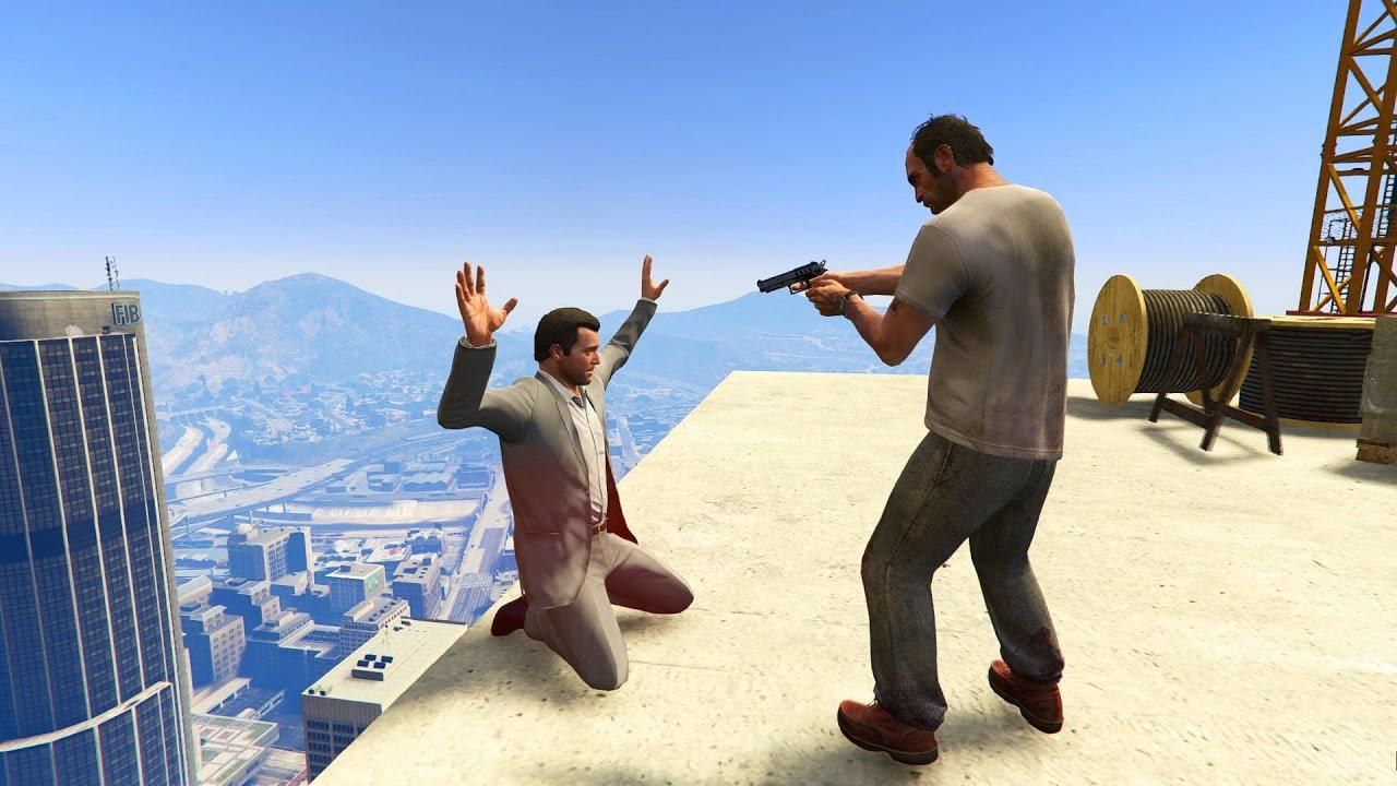 Gta 5 Amanda Real Life GTA 5 Brutal Co...