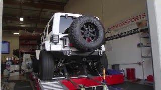 Jeep Wrangler JK RIPP Supercharger Stage 1 Kit