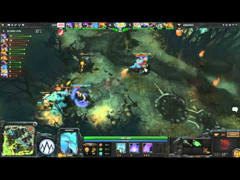 Orange vs LGD.cn - D2SL 3rd Decider - G5